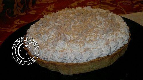 Buona sera, addolciamo la serata.....  ⚠ AVVERTENZA!!!!! ⚠ crea dipendenza.... Crostata al burro di arachidi http://www.lapulceeiltopo.it/forum/ricette-dolci-e/1950-crostata-al-burro-di-arachidi#2698