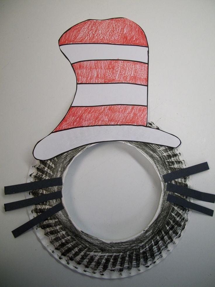 169 best images about art dr seuss ideas on pinterest for Dr seuss crafts for preschool