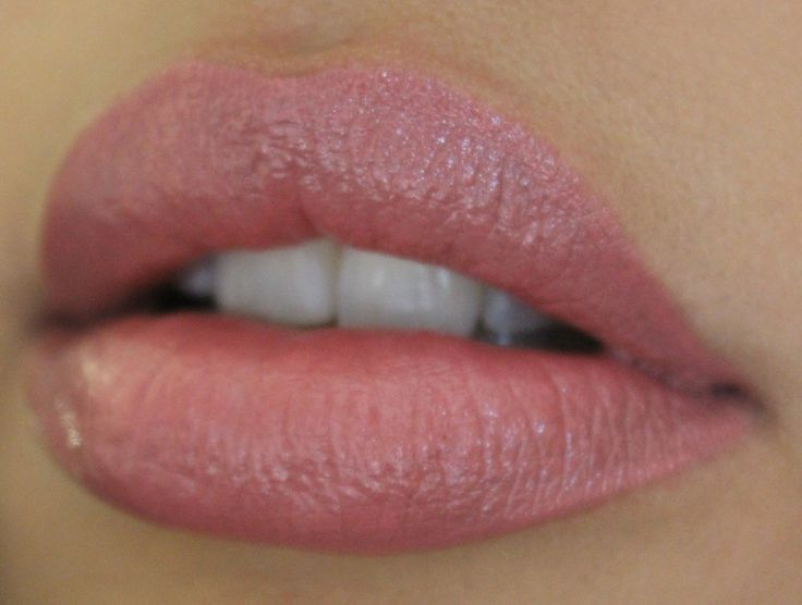 "My Top 5 Pink Lipsticks Drugstore & High End (This is Bareminerals Moxie Lipstick in ""Speak your Mind"")"