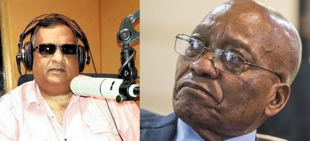News: President Jacob Zuma just Sacked the South African journalist that Called him A 'zombie'