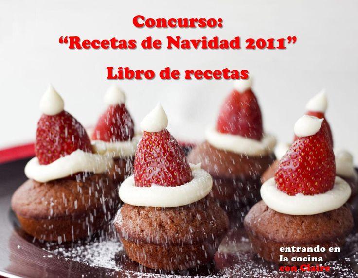 Concurso de Navidad 2011 - Libro de recetas