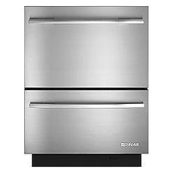 "Jenn-Air 24"" Double-Drawer Dishwasher"
