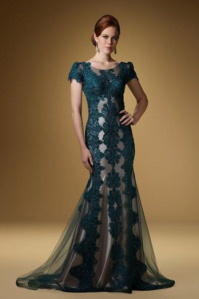 #motherofthebride gown by Rina di Montella