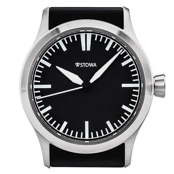 STOWA ストーヴァ Flieger T02 フリーガー ドイツ製 腕時計 STW-T02-RB(ブラック): TiCTAC 腕時計の通販サイト【チックタックオンラインストア】