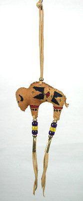 Native American Indian Buckskin Spirit Animal