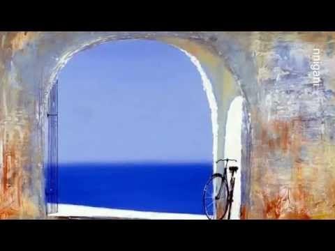 Omar Akram - Never let go & Sergey Cherkasov - paintings