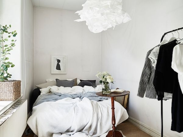 Een klein appartement in Zweden vol inspiratie - Roomed   roomed.nl