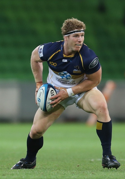 David Pocock Photo - Super Rugby Rd 2 - Rebels v Brumbies  http://footyboys.com