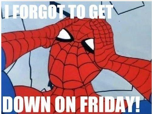 Did someone say spiderman thread - photo#50