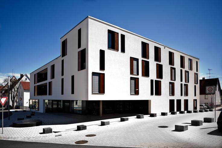 Wohn- und Geschäftshaus Mariaberg | competitionline - Wettbewerbe und Architektur