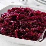 Rotkohl (German Red Cabbage Slaw) I remember my oma making this!