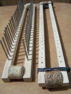 My Bag In the Attic: Handmade Long Loom