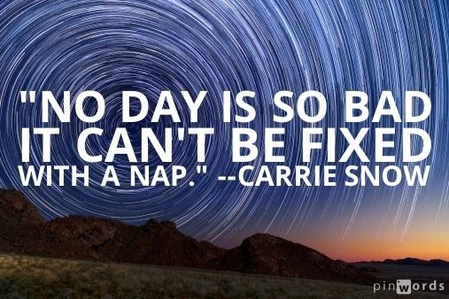 14 Of The Smartest Things Ever Said About Sleep