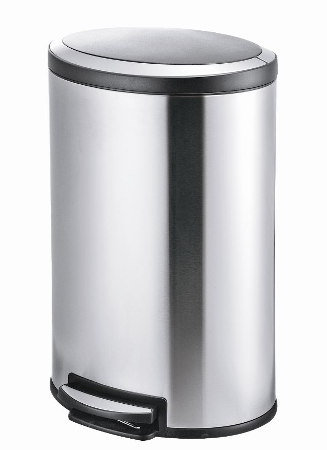 Steeldesign Rondo duo afvalemmer / pedaalemmer 32 liter