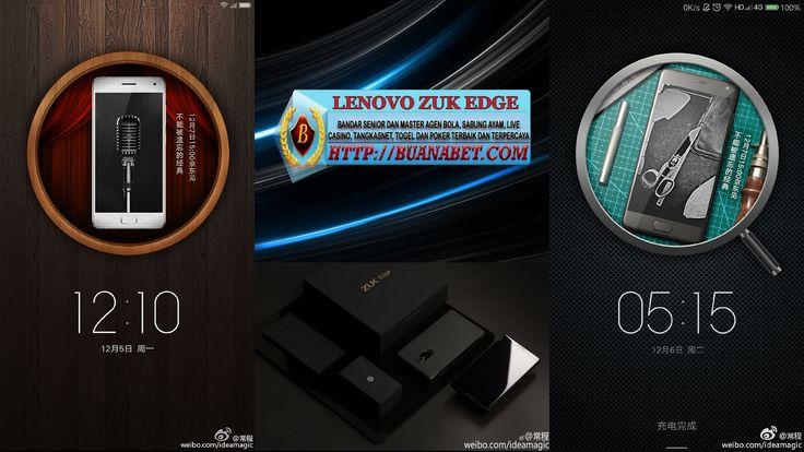 Lenovo ZUK Edge rilis besok.
