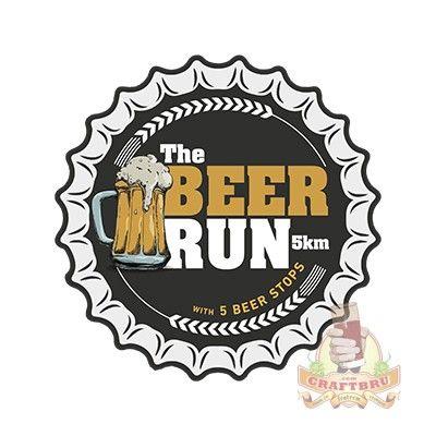 Torn between the eternal question of beer or exercise? Why choose? Beer Run »