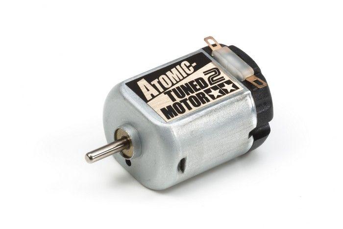 JR Atomic-Tuned 2 Motor (Item #15486)