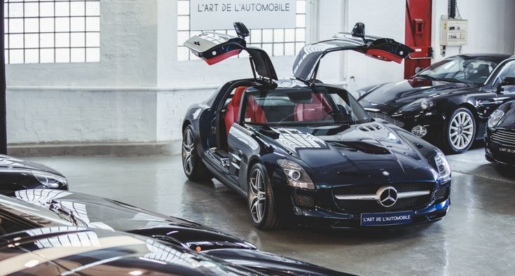 Breaking barriers in the collector car world with L'Art de L'Automobile | Classic Driver Magazine