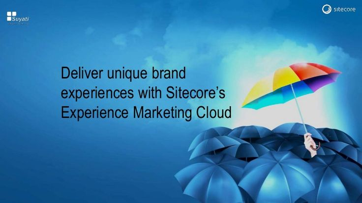 Building a long-lasting relationship with the customer is all about knowing the customer as a whole, treating each of the million customers as special and delivering a personalized experience for each of them. Here's a slide deck explaining how Sitecore uses a holistic approach in this regard by focusing on the customer as a whole, knowing them and catering to what them needs and wants.