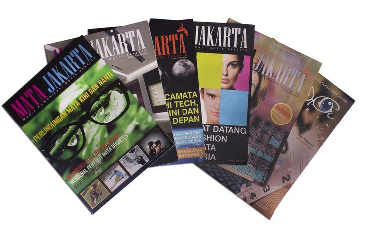 Jasa Layout dan Desain Majalah