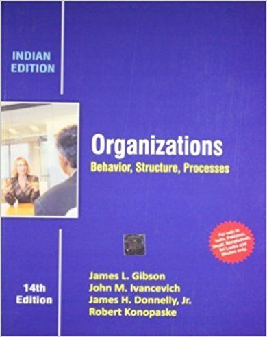 8 best management images on pinterest test bank for organizations behavior structure processes 14th edition by james gibson fandeluxe Images