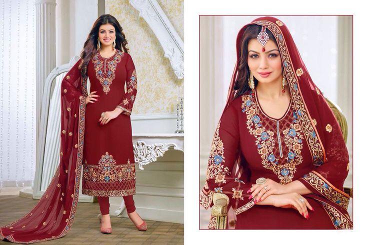Ethnic Suit Indian Salwar Anarkali Bollywood Designer Pakistani Partydress 2098 #KriyaCreation #PakistaniSuit