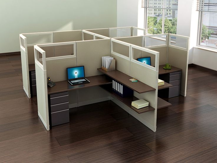 These Modern, Space Saving Cubicles Are Perfect For If You Need To  Temporarily Furnish Rented Office Space.