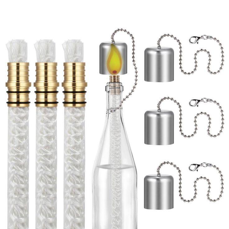 Best 25+ Wine bottle lamps ideas on Pinterest | Bottle ...