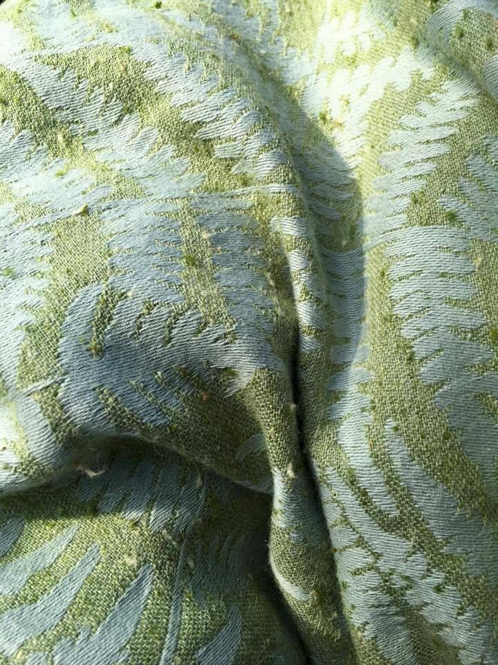 Sling Studio Bracken Apple Wrap (alpaka, silk)