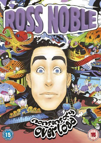 Comedy DVD Review - Ross Noble: Nonsensory Overload