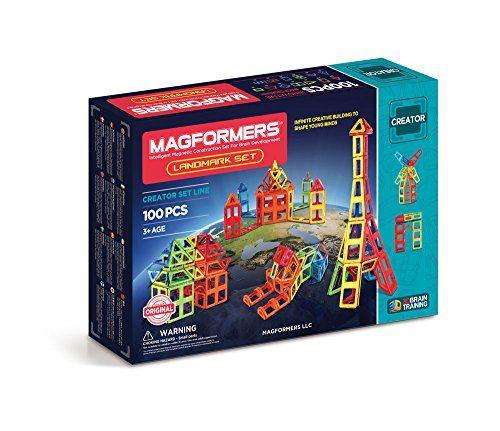 MAGFORMERS Landmark Set (100 Piece) Magformers https://www.amazon.com/dp/B01EJP67D0/ref=cm_sw_r_pi_dp_x_ZSa6xb54965KX