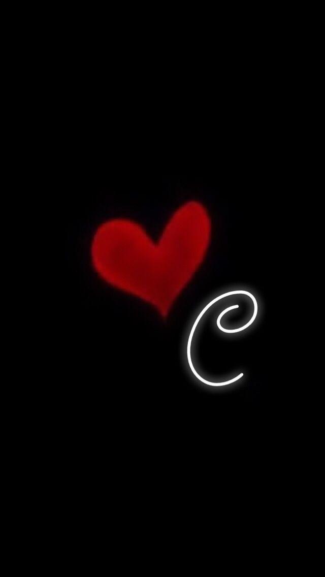 Letter C Joker Iphone Wallpaper Love Wallpaper Lettering C letter wallpaper hd