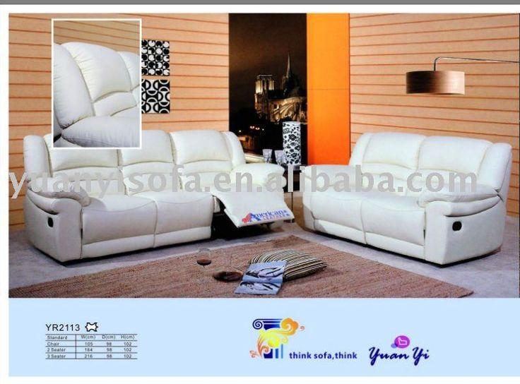 Ikea Sofa Bed modern relax sofa leather recliner sofa YR View modern sofa AMERICAN LEATHER