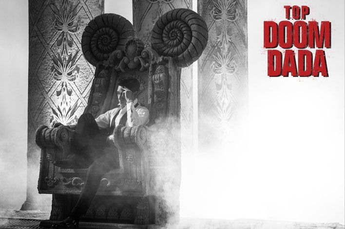 T.O.P's 'Doom Dada' Concept Photos from Naver Music #TOP #DOOMDADA #Photos #Album