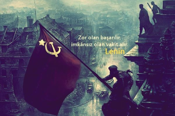 Devrimci Sözleri Anlamlı Resimler Quotes