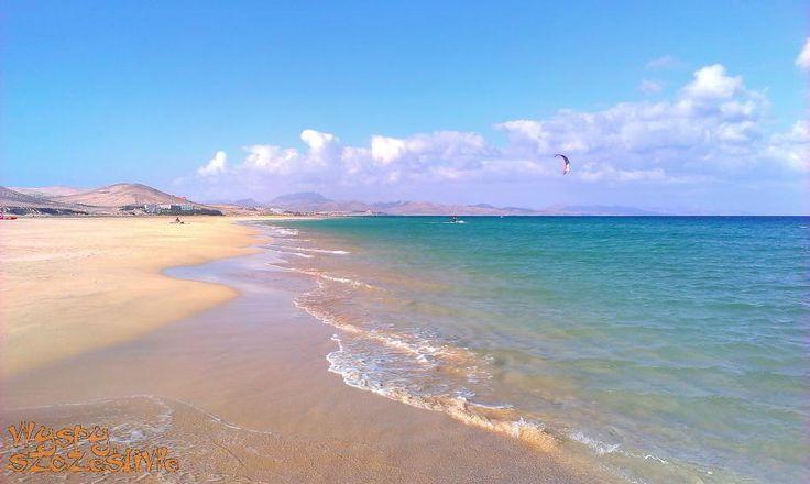 Sierpniowa Sotavento w obiektywie Ani #Fuerteventura