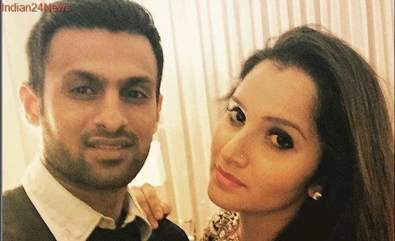 Shoaib Malik dedicates Man of the Match Award to wife Sania Mirza