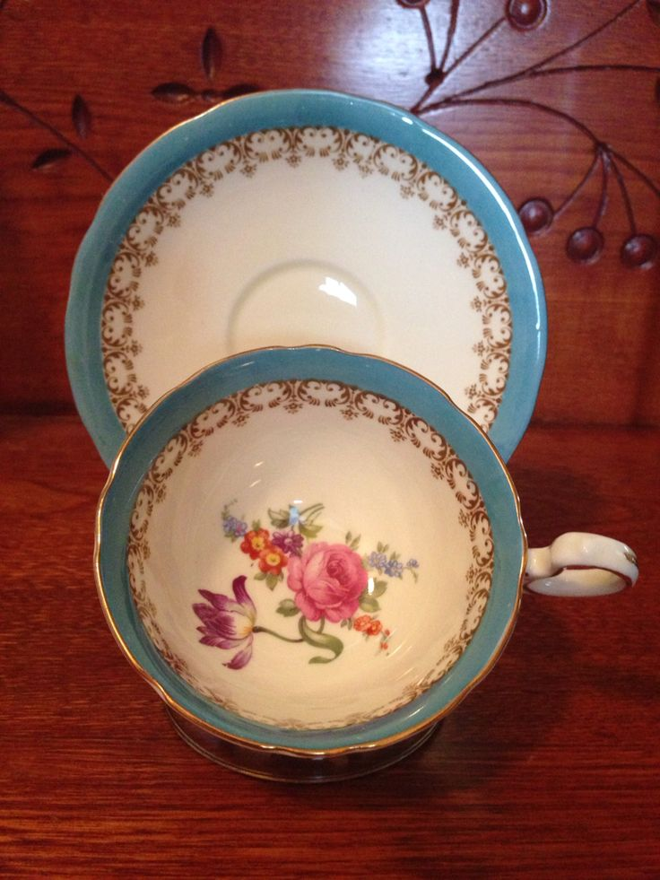 Aynsley Bone China. Researched value $34.99