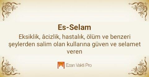 Es-Selam