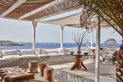 Portal de Diseño y Decoración: Hotel Boheme Mykonos, la decoración más exquisita ...