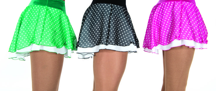 Double layer skirt - jerrys