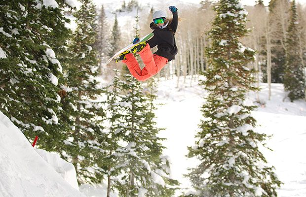 The Best Winter Ski and Snowboard Destinations: Canyons Resort | Park City, Utah