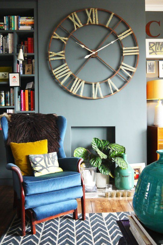 How Many Clocks Should I Have and Where Should I Put Them? — Apartment Therapy Home Remedies