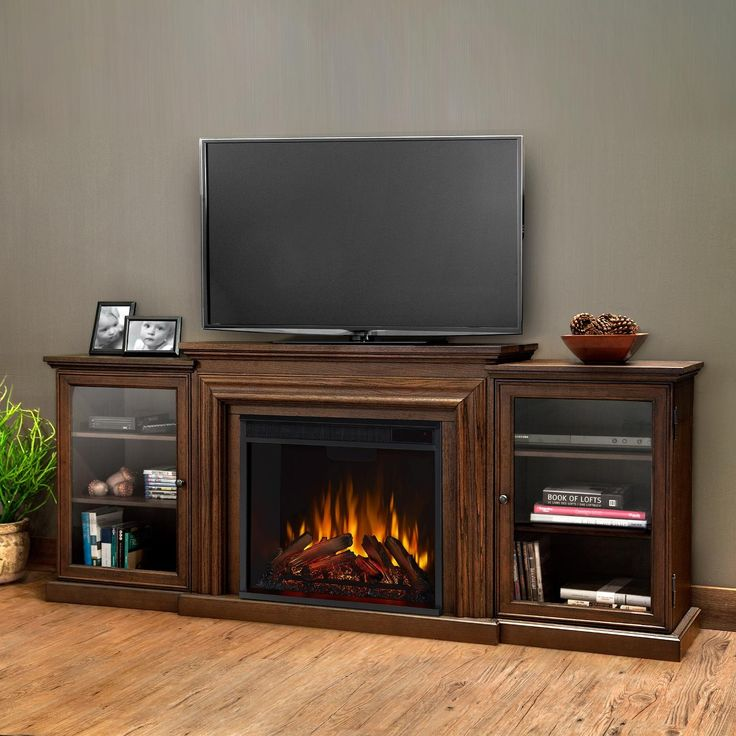 Real Flame 7740e Co Frederick 72 Inch Electric Fireplace Enterta In 2020 Fireplace Entertainment Fireplace Entertainment Center Electric Fireplace Entertainment Center