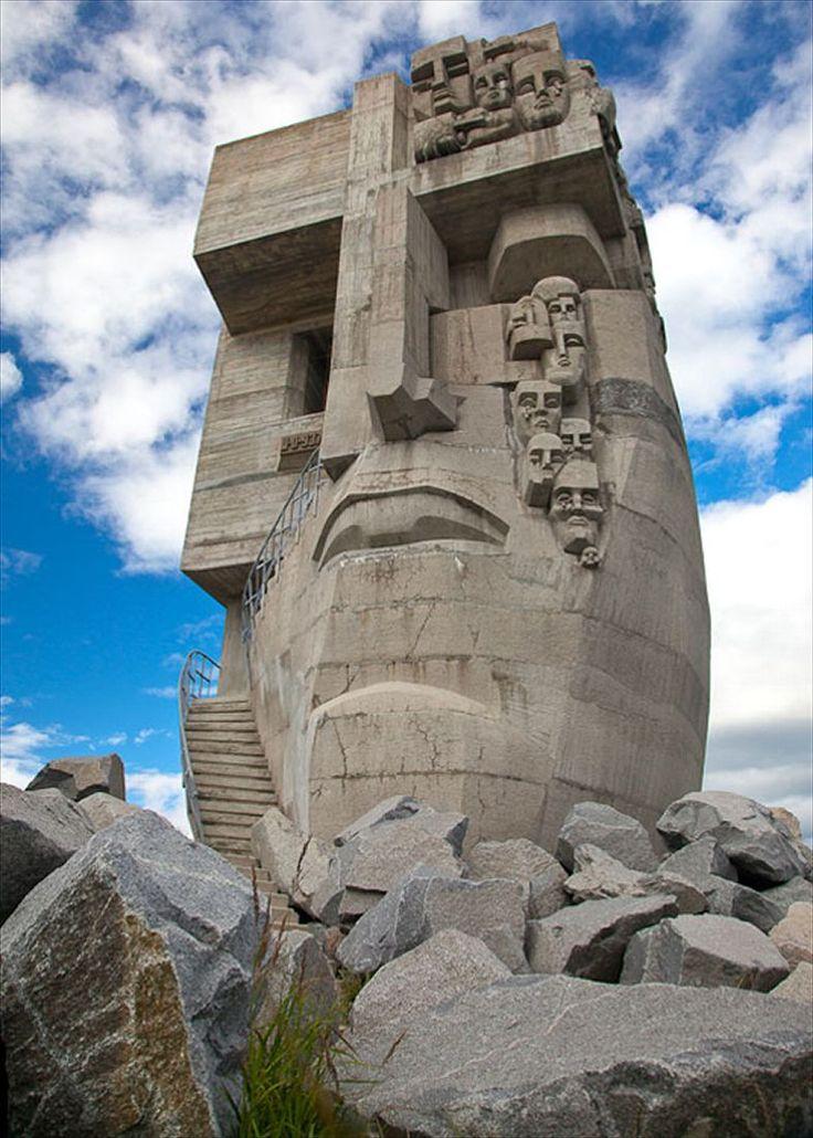 Magadan mask of sorrow
