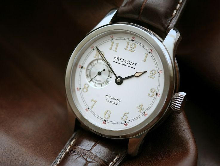"""Bremont Wright Flyer Limited Edition Watch - by James Stacey - See more now on aBlogtoWatch.com """"Bremont's limited edition historical pieces have become a hallmark of the brand since they first launched the EP120 in 2010. Today at the London Science Museum, Bremont announced their latest limited edition watch, the Bremont Wright Flyer, which boasts the inclusion of not only a piece of the first successful powered flying machine, but also Bremont's first in-house movement..."""""""