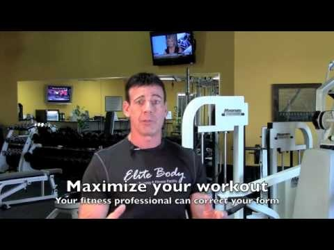 Is it really beneficial to work out with a #fitness professional or can you do it on your own? Watch this video & find out. www.EliteBodyPersonalTraining.com