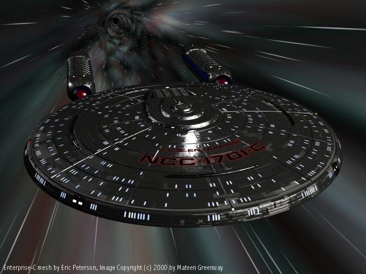 Star Trek Enterprise-C. Registry: USS Enterprise (NCC-1701-C) Class: Ambassador Service: 2332– 2344 (12 Years) Captains: Rachel Garrett ,Richard Castillo.