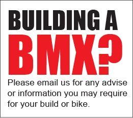 Old school BMX parts....