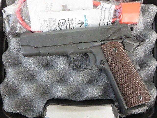 Used ATI 1911 .45 acp w/ case $425 - http://www.gungrove.com/used-ati-1911-45-acp-w-case-425/